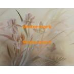 Flowers & Butterfly II  - #XAR2245  -  PRINT