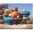 Rocky Southwestern I  - #XAR3938  -  PRINT