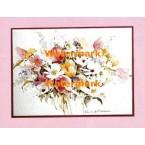 Spring Bouquet  - #XBPP642  -  PRINT