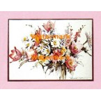 Spring Bouquet  - #XBPP643  -  PRINT