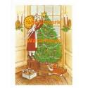 Christmas Star  - #XS1536  -  PRINT
