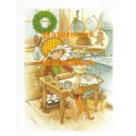 Christmas Cookies  - #XS1537  -  PRINT