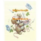 Warm & Whimsical  - #XM337  -  PRINT