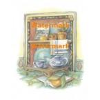 Tea Tray  - #XM4826  -  PRINT