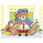 Sailor Teddy - #XM9506  -  PRINT