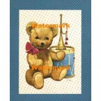 1.  Instruments & Teddy  - #XS10145  -  PRINT