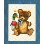 1.  Mallard & Teddy  - #XS10146  -  PRINT