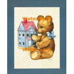 1.  Dollhouse & Teddy  - #XS10148  -  PRINT