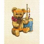 1.  Instruments & Teddy  - #XS10149  -  PRINT
