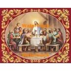 Last Supper  - #XS12815  -  PRINT