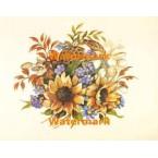 Flower Bouquet  - #XS5741  -  PRINT