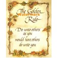 1.  The Golden Rule  - #XS6324  -  PRINT