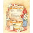 1.  A Happy Marriage Recipe  - #XS7666  -  PRINT