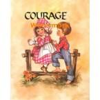 Courage  - #XS8369  -  PRINT