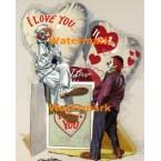 I Love you  - #XS12869  -  PRINT