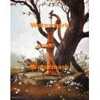 Waterpump  - #XS5699  -  PRINT