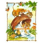 Jungle Fun  - XS5458  -  PRINT
