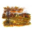 Autumn's Arrival  - #XS3657  -  PRINT