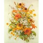Flower Mix  - #XS3561  -  PRINT