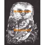 Owl  - #XS4306  -  PRINT