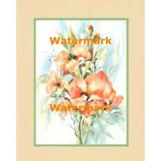 Flower Bouquet  - #XS7450  -  PRINT
