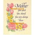 Mother  - #XS14399  -  PRINT