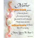 Mother  - #XS14702  -  PRINT