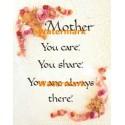 Mother  - #XS16158  -  PRINT