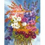 Flower Bouquet  - #XS16257  -  PRINT