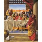 Last Supper  - #XS13908  -  PRINT