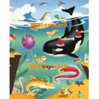 1.  Comical Fish  - #XS15478  -  PRINT