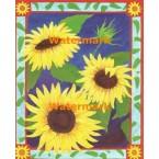 Sunflowers  - #XS16493  -  PRINT