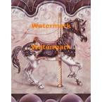 Carousel Horse  - XS9681  -  PRINT