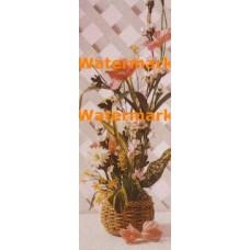 Lattice Florals  - XS11528  -  PRINT