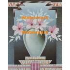 Grey/Pink Florals  - #XS10801  -  PRINT