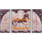 Carousel Horse  - XSTT9681-82-83  -  PRINT