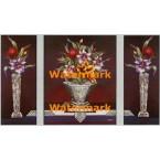 Florals  - #XSTT14503-04-05  -  TRIPTYCH PRINTS