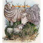 Sheep  - #COR30  -  PRINT