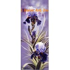 Reaching For Heaven Iris  - LOR618  -  PRINT