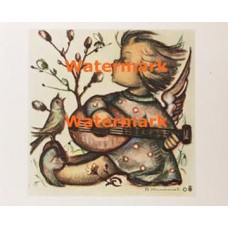 Hummel Note Card  - HNC6752  -  Note Card with Envelope