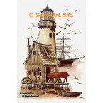 Lighthouse  - #NOR17  -  PRINT