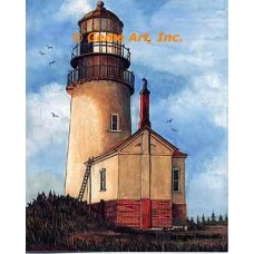 Cape Disappointment  - #NOR39  -  PRINT