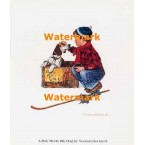 A Boy Meets His Dog  - #BNR0266  -  PRINT