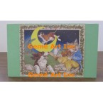 Nursery Green Note Card  - #CardYG37  -  NOTE CARD