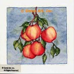 Apples  - ZOR871  -  PRINT