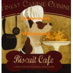 Biscuit Cafe  - #XXKP13399  -  PRINT