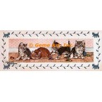 Playful Kittens  - #YOR23  -  PRINT