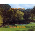 11th Hole at Augusta  - IOR232  -  PRINT
