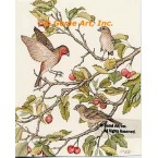 House Finch  - #UOR1  -  PRINT
