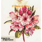 Pink Rhododendron  - #TORT2006  -  PRINT